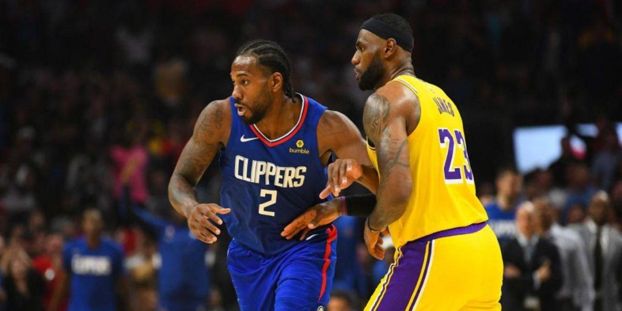 NBA: comienza la función