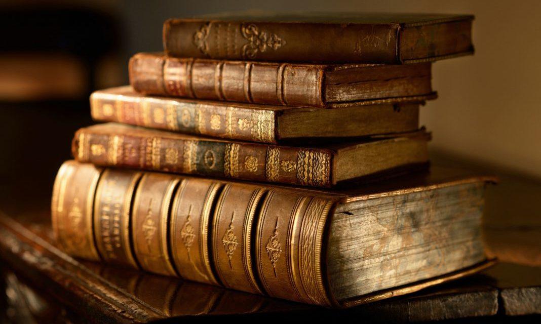 Libros antiguos y de colección