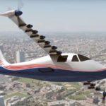 Primer avión eléctrico