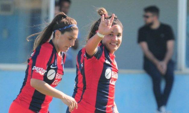 Tres líderes en el fútbol femenino