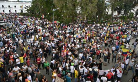 Colombia despierta