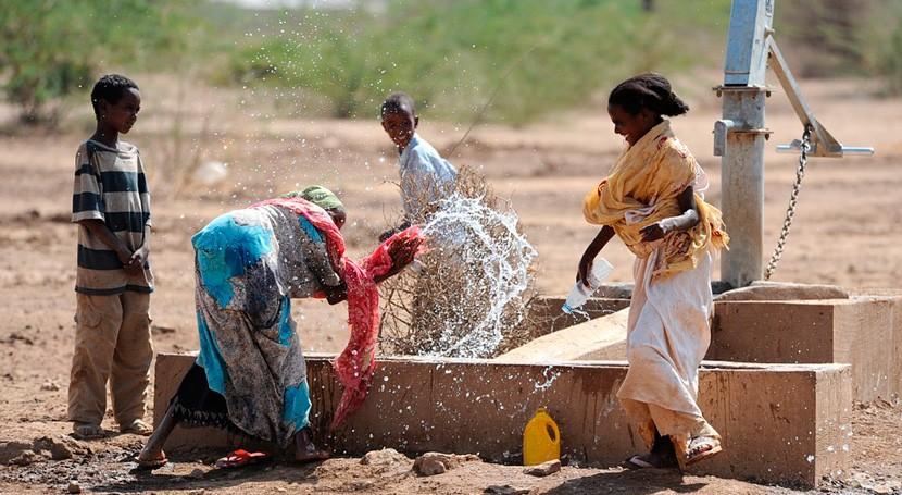 Tecnología para la igualdad en Etiopía