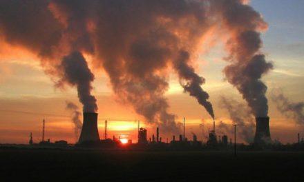 Gases de efecto invernadero rompen récord