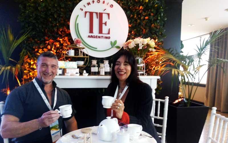 1° Simposio de té argentino
