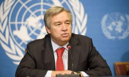 ONU invita al debate mundial