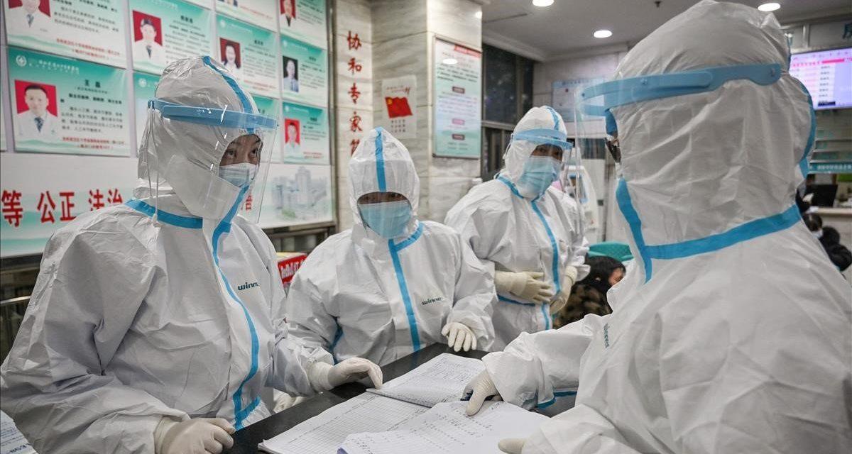 La lucha contra el coronavirus