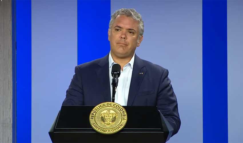 Colombia retrocede en derechos