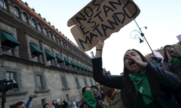 Furia mexicana contra femicidios
