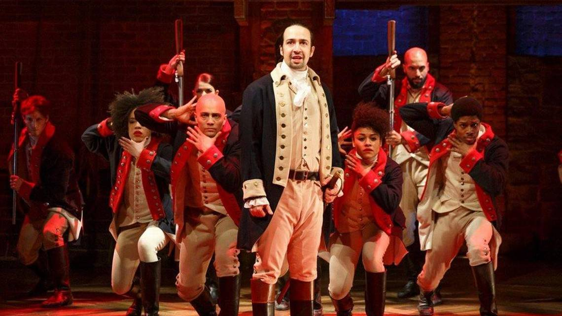 «Hamilton» llega al cine