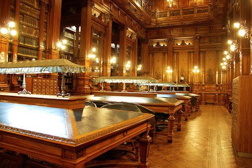 Biblioteca online del Congreso