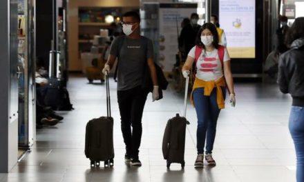 Colombia: aeropuerto abierto, fronteras cerradas