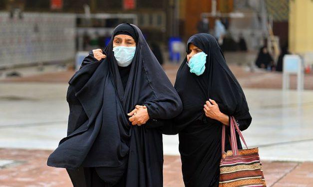 Coronavirus en Medio Oriente