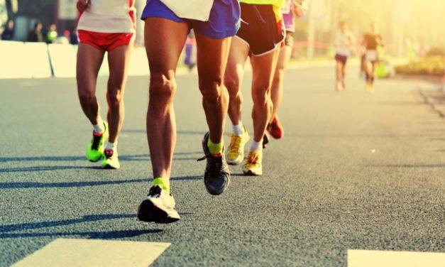 Calendario de running (marzo a mayo)