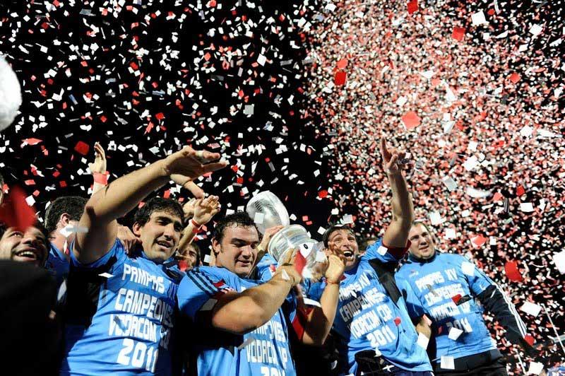 10 años del primer equipo profesional