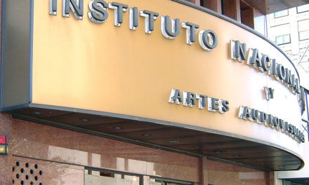 Informe de gestión del INCAA