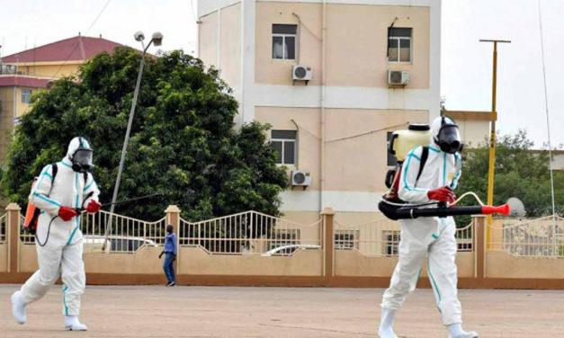 Países en guerra en tiempos de pandemia