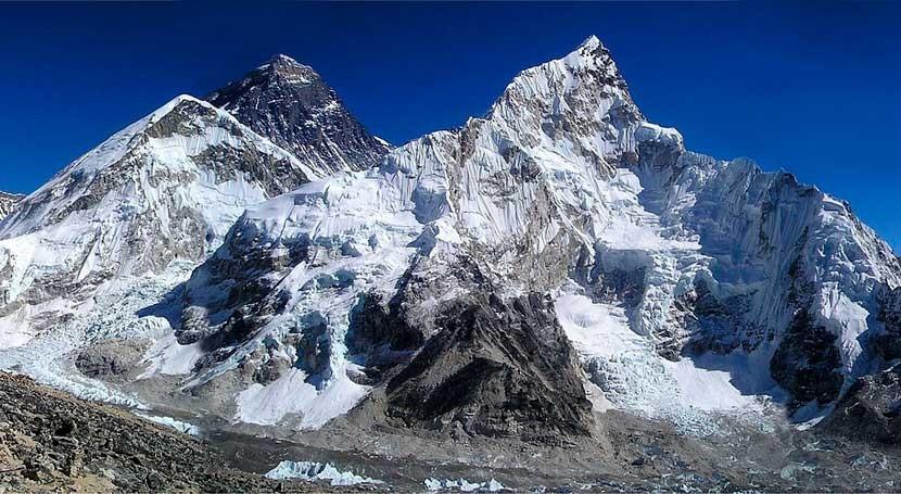 Glaciares latinoamericanos en peligro