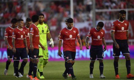 Clubes argentinos en problemas