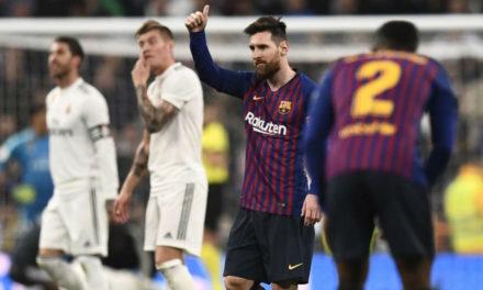 Vuelve el fútbol español