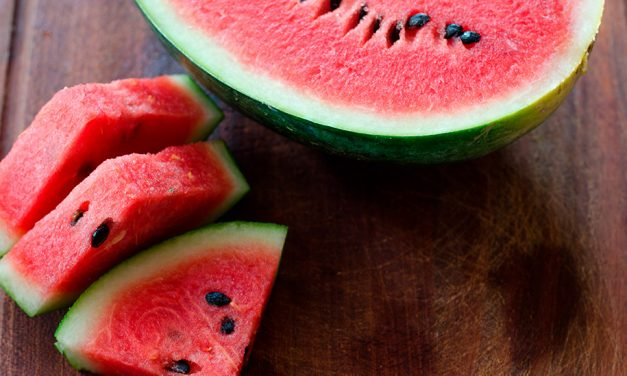 La fruta deportista