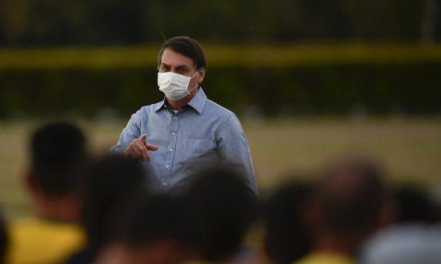 Contrarios a la pandemia