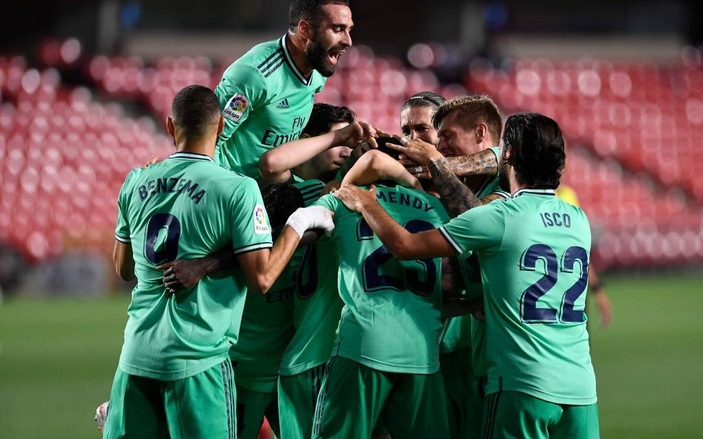 España: La Liga Santander