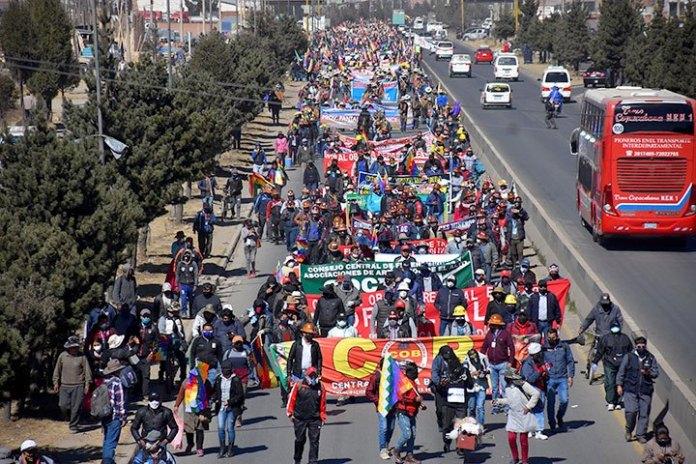 Qué pasa, Bolivia