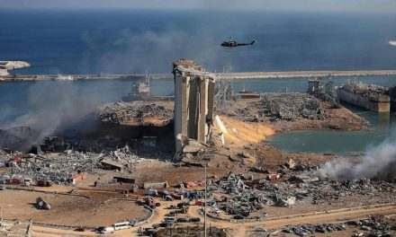 Golpe al corazón de Beirut
