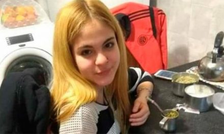 Otro femicidio: Ludmila Pretti