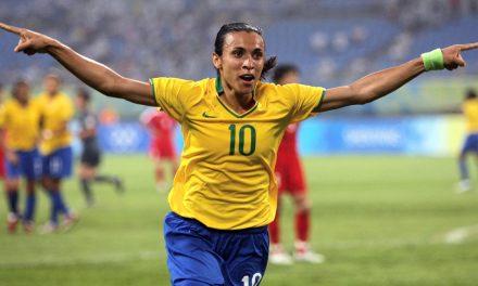 Igualdad de pago en el fútbol