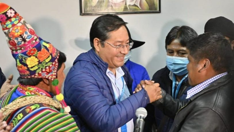 Bolivia quiere «MAS»