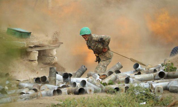 Tensión entre Armenia y Azerbaiyán