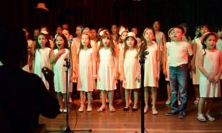 Niños de Medellín en Grammys latinos