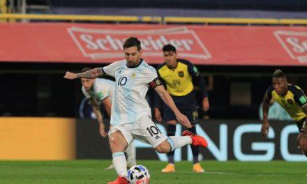 Argentina dio el primer paso