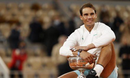 Nadal Garros