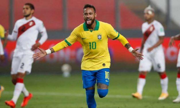 Neymar y compañía