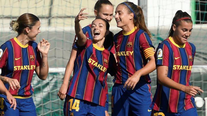 Nadie puede con Barcelona