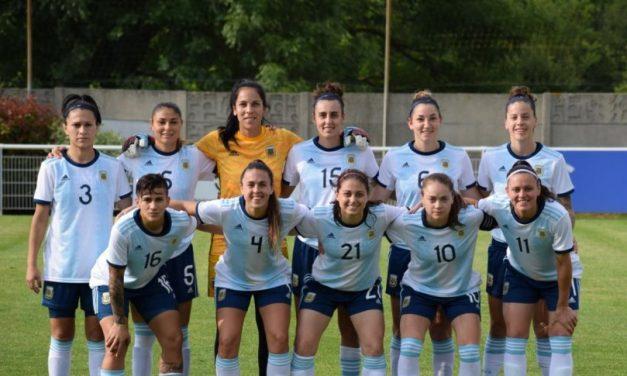 Nuevo torneo para la selección femenina
