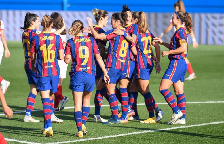 Barcelona volvió a liderar