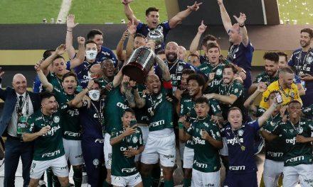 La alegría es solo brasilera