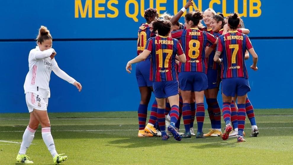 Nada baja a Barcelona