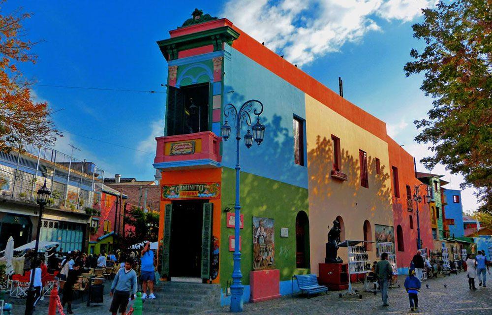 Gastronomía, arte e historia en La Boca