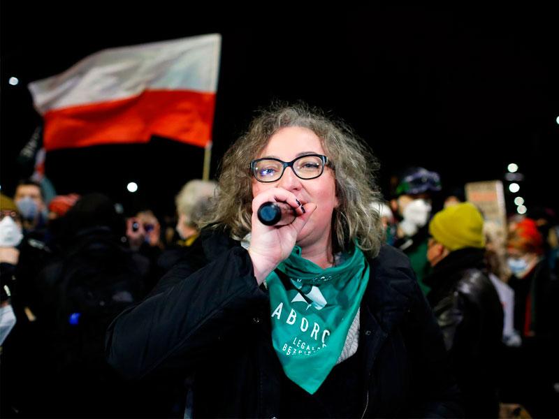 Polonia contra el aborto