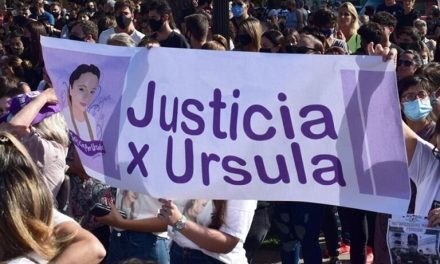 Marcha contra Femicidios