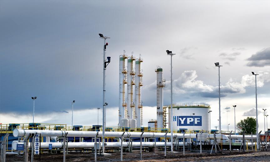 Acuerdo por la deuda de YPF