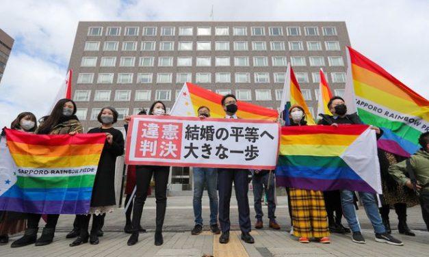Japón hacia el matrimonio igualitario