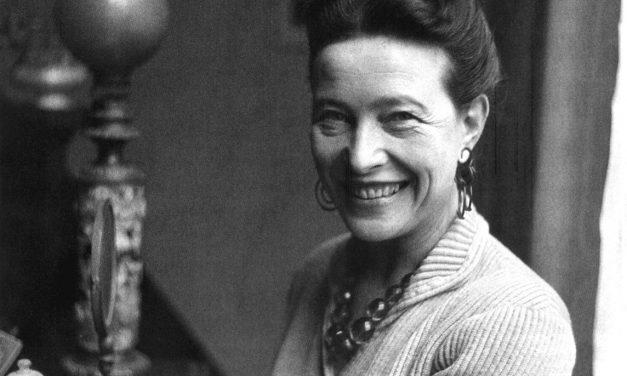 Simone De Beauvoir, la bruja inmortal