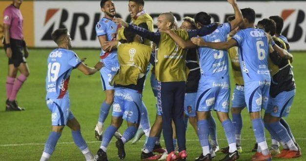 Saldo negativo en la Sudamericana