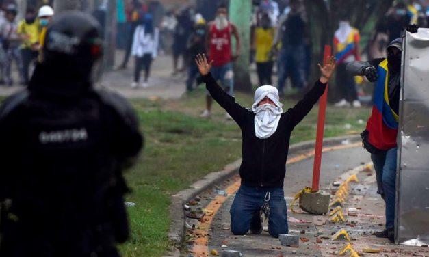 Colombia en alerta