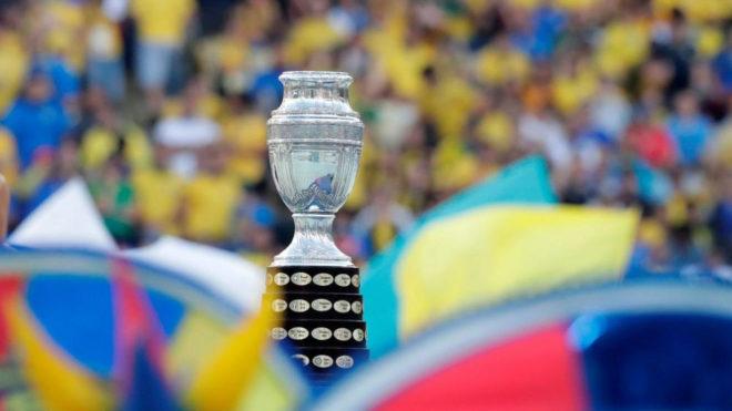 Copa América de mudanza
